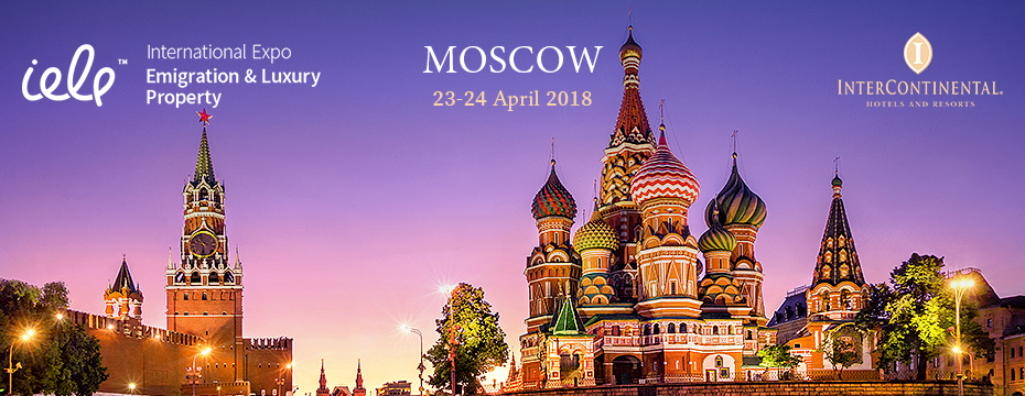 MOSCOW Expo 2018